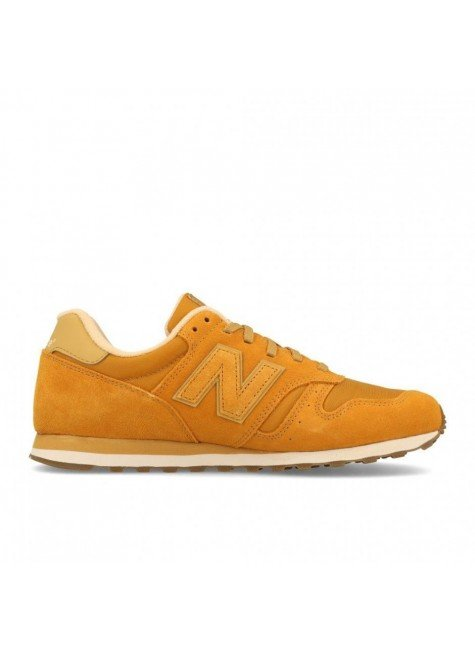 tenis new balance 373 masculino caramelo casual hyped 91