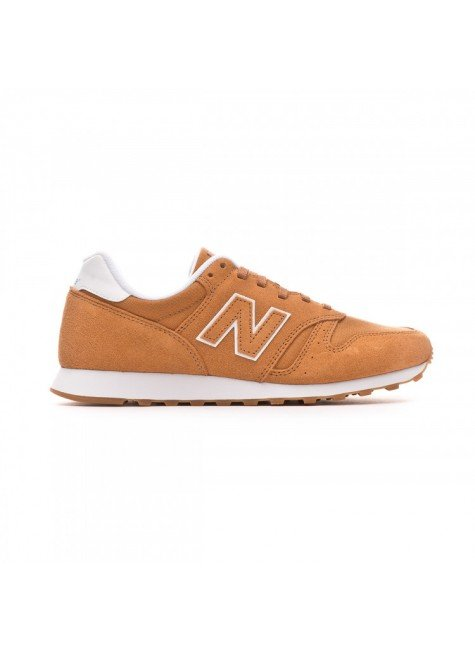 tenis new balance 373 amarelo masculino casual hyped 91