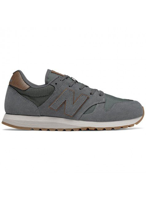 tenis new balance 520 masculino casual cinza hyped 91