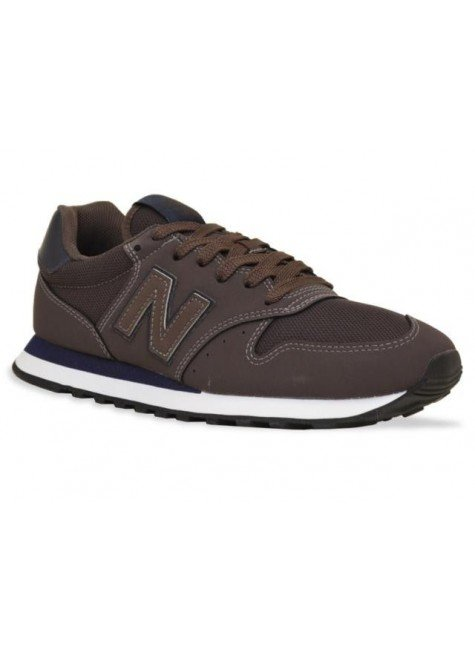 tenis new balance runner 500 marrom masculino hyped 91
