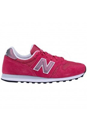 tenis new balance 373 feminino rosa casual hyped 91
