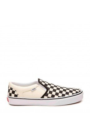 tenis vans slip on asher check board quadiculado hyped 91