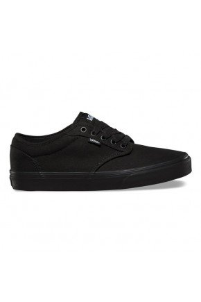 tenis vans atwood canvas black black masculino hyped 91