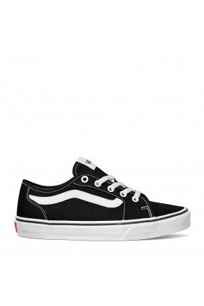 tenis vans wm filmore decon black true white vn0a3wkz187 hyped 91
