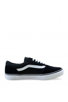 Tnis Vans WM Maddie Black White   hyped 91