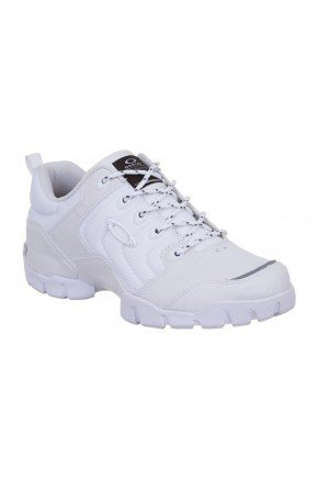 tenis oakley halftrack low white branco hyped 91