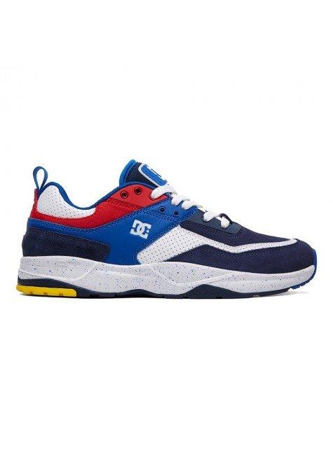 tenis dc shoes e tribeka se masculino black bkue red hyped 91