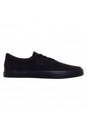 tenis dc shoes new flash preto unissex hyped 91