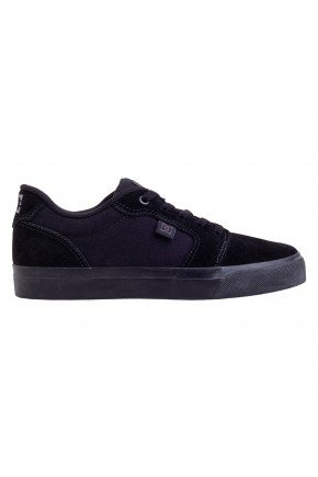 tenis dc shoes anvil la preto black black black hyped 91