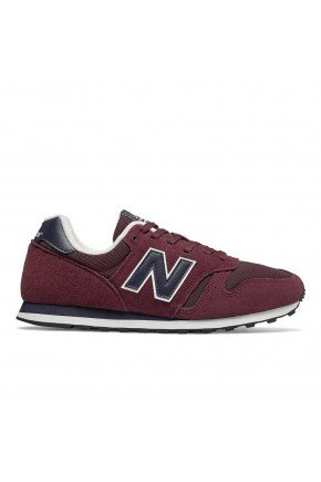 tenis new balance 373 ml373rc2 vinho hyped 91