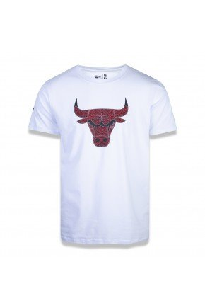 camiseta new era nba chicago bulls extra fresh fresh animals hyped 91