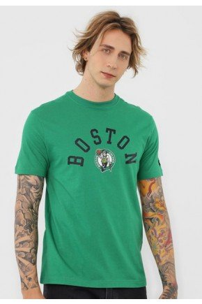 camiseta new era nba boston celtics extra fresh opposite boscel verde hyped 91