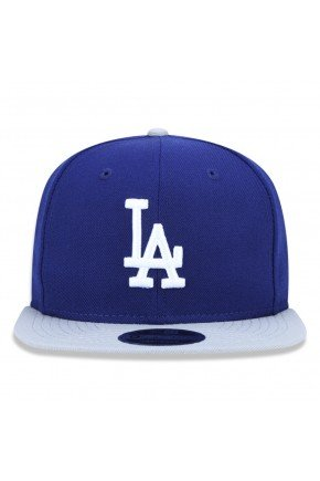 bone new era 9fifty original fit mlb los angeles dodgers azul cinza hyped 91 2