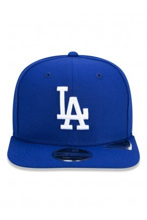 bone new era 9fifty original fit mlb los angeles dodgers azul hyped 91