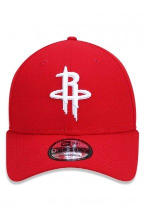 bone new era 9forty nba houston rockets vermelha hyped 91 2