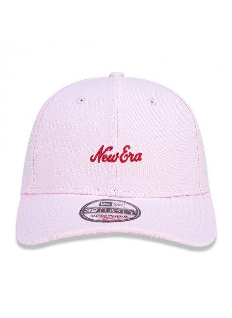 bone new era feminino 39thirty fruit peach rosa aba curva hyped 91 2
