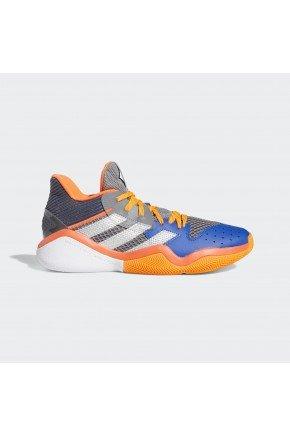 tenis adidas harden stepback unisex laranja azul fw8483 01 hyped91