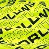 camiseta primitive zenith tee verde florescente hyped 91 4