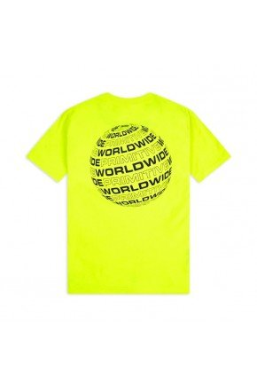 camiseta primitive zenith tee verde florescente hyped 91 2