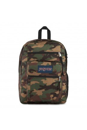 mochila jansport big student 34 l surplus camuflado hyped 91 2