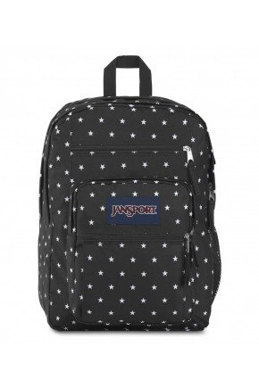 mochila jansport big student 34 l star black hyped 91