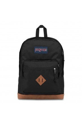 mochila jansport city view black hyped 91