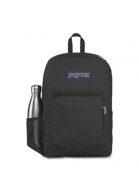 mochila jansport cross town black hyped 91 2