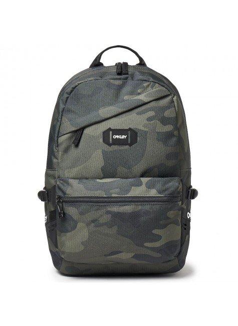 mochila oakley street backpack core camo camuflado hyped 91