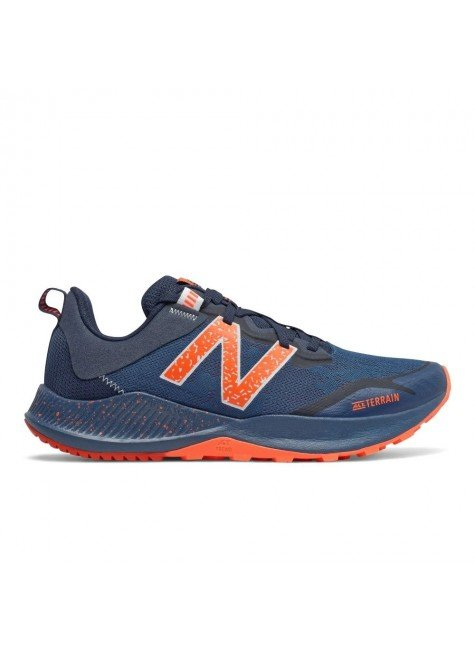 tnis new balance nitrel v4 MTNTRLN4 laranja azul  hyped 91 2