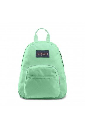 mini mochila jansport half pint tropical teal hyped 91