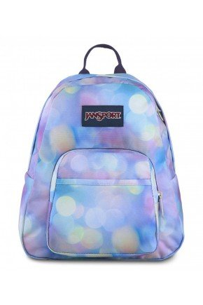 mini mochila jansport half pint city lights print hyped 91