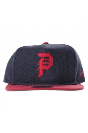 bone primitive dirty p minor league snapback aba reta preto vermelho hyped 91