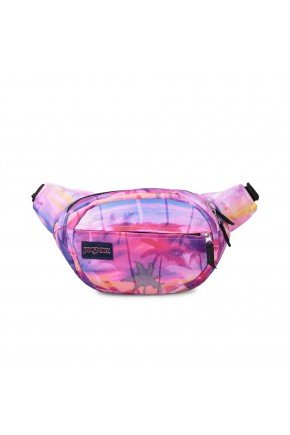 pochete jansport fifth avenue palm paradise hyped 91