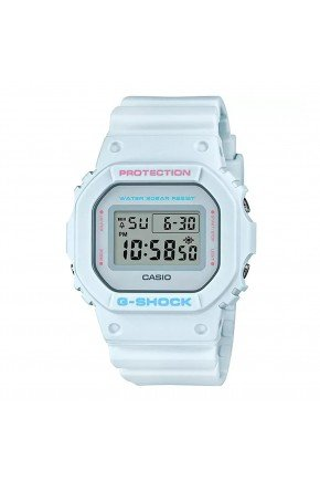 relogio casio g shock digital dw 5600sc 4dr cinza claro hyped 91