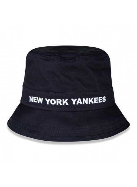 chapeu bucket new era mlb new york yankees core script new era marinho hyped 91 2