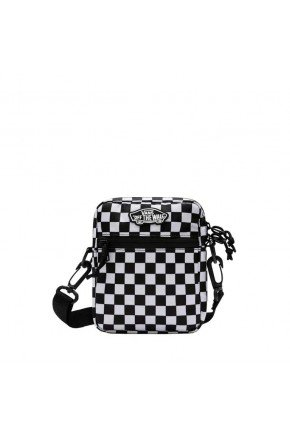 bolsa shoulderbag vans street ready unissex quadriculado hyped 91