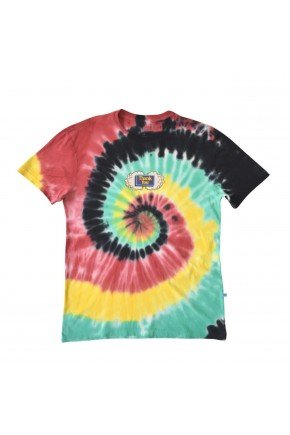 camiseta thank you buds tie dye hyped 91