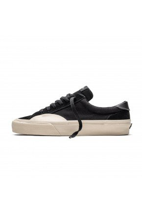 tenis straye logan black bone preto branco hyped 91
