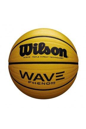 Bola de Basquete Wilson WAVE PHENOM Amarela   hyped 91  3