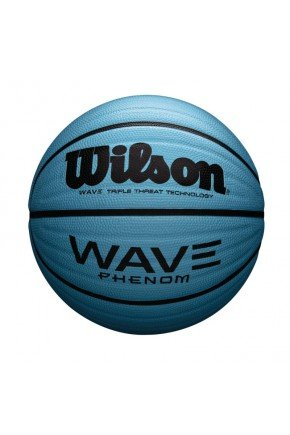 bola de basquete wilson wave phenom azul bondi hyped 91