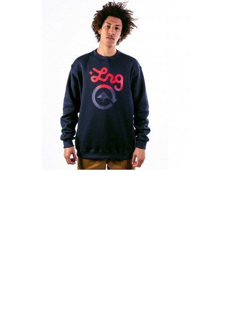 moletom lrg cyrcle logo plus size hyped 91