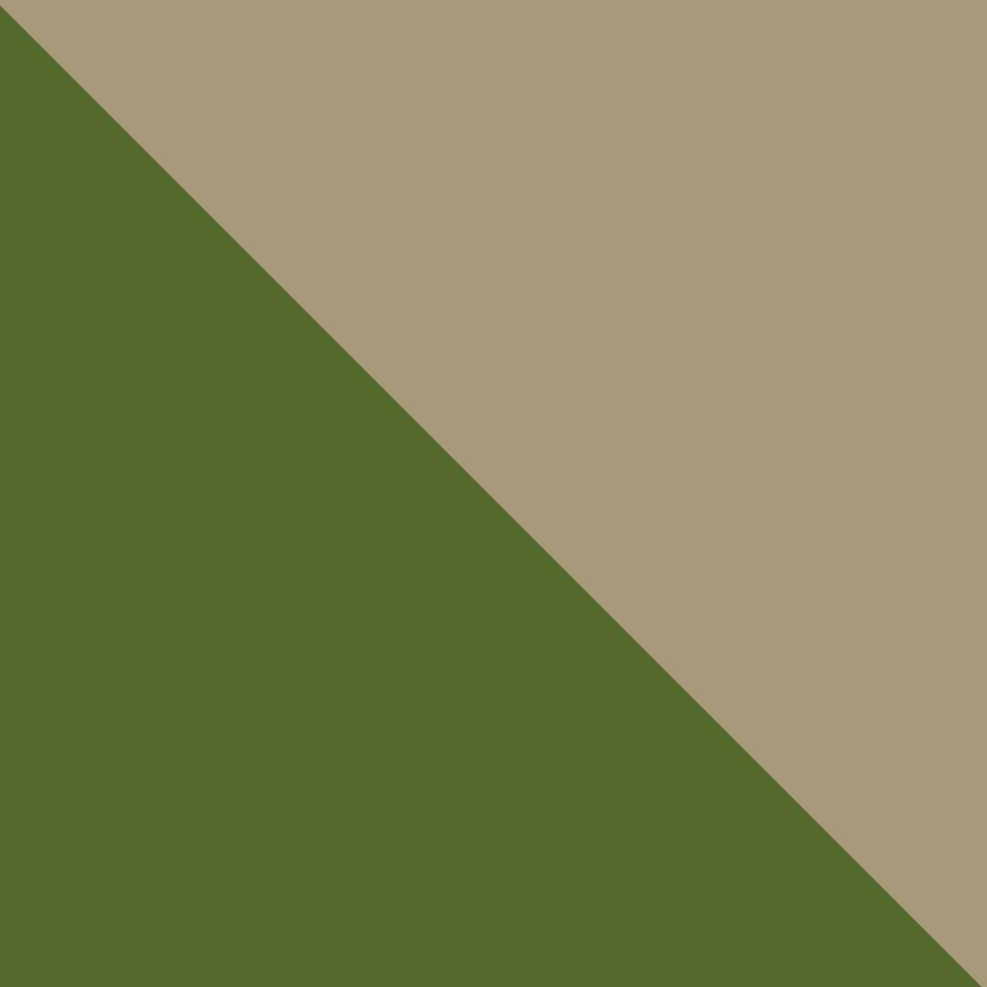 Verde Escuro/Caqui