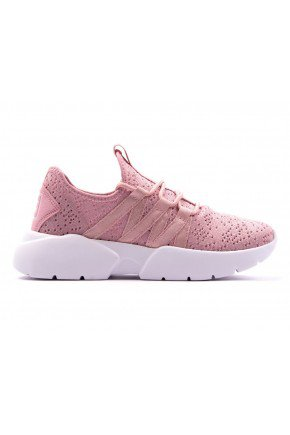 tenis mary jane discovery feminino rosa branco hyped 91 2