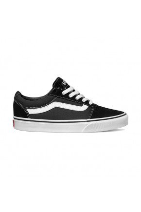 tenis vans ward preto e branco hyped 91