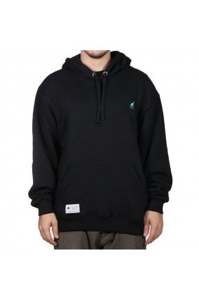 moletom lrg lifted canguru masculino preto hyped 91