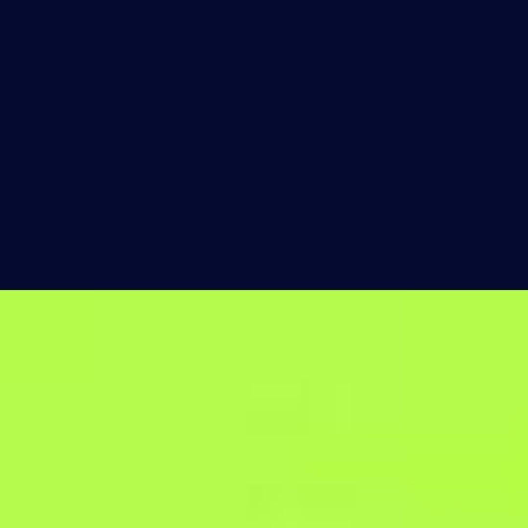 Azul Marinho/Verde