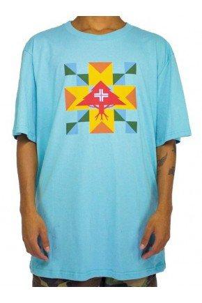 camiseta lrg tree rituals azul claro hyped 91