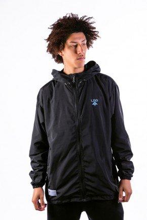 jaqueta corta vento lrg lockuop preto azul hyped 91