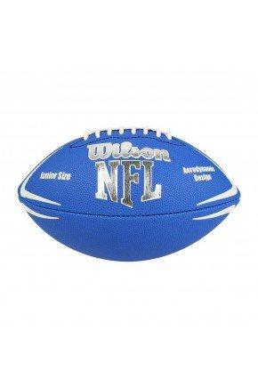 bola de futebol americano wilson avenger junior azul hyped 91