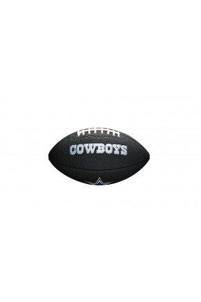 bola de futebol americano nfl dallas cowboy wilson preto hyped 91 2